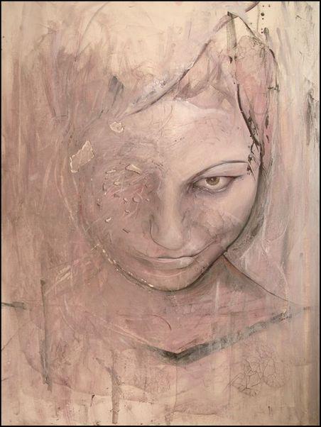 Ein Portrait von Megh