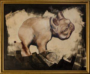 Hunde Gemälde