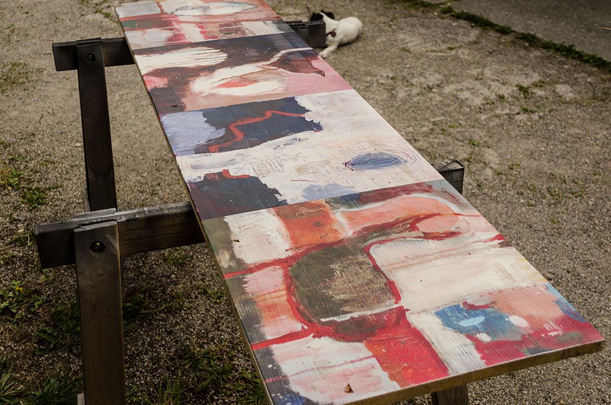 Liz Walinski Holzdrucke