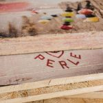 Holzdruck mit Wunschmotiv