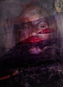 Fotodruck auf Gemälde
