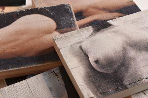 Digitaldruck auf Holz