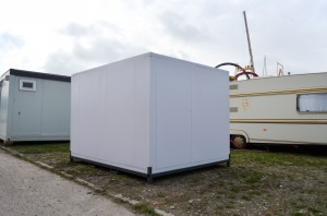 Theresienweise Kühlcontainer