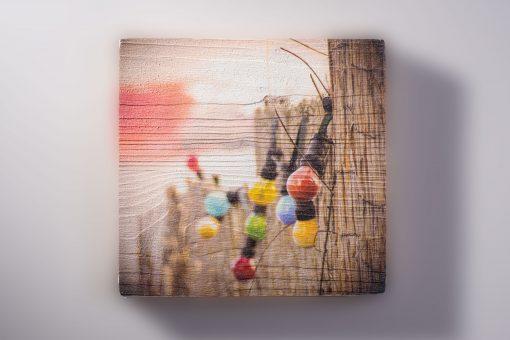 Bilder auf Holz drucken lassen