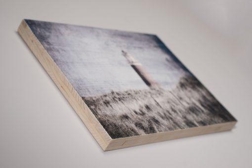 Bilderdruck auf Holz