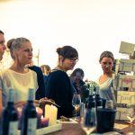 Weinnprobe in München
