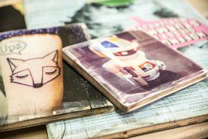 rucke auf Vintageholz für Zeki Müllers Ess- und Schlafzimmer