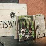 Holzaufsteller für Brauerei im Eiswerk