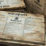 Individuelle Getränkekarten aus Holz