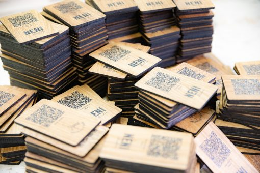 QR-Code-Karten